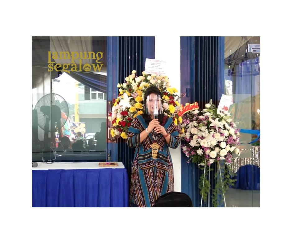 Cabang Klinik Kecantikan Milik Istri Dandenpom II/3 Resmi Didirikan