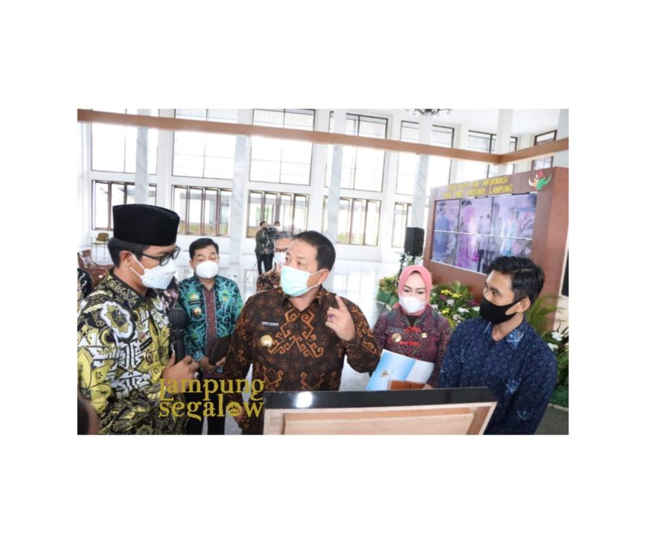 Pemprov Lampung Gelar Rapat Pembahasan Pembangunan Pertanian Dan Perkebunan Di Provinsi Lampung