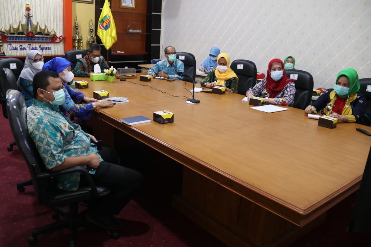 Pertumbuhan Ekonomi Lampung Tahun 2020 lebih tinggi dari pertumbuhan Ekonomi Nasional