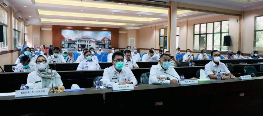 Jelang Pemeriksaan, BPK Perwakilan Lampung Gelar Entry Meeting