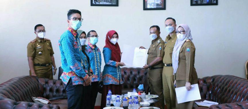 Nanang Ermanto Sambut Baik Entry Meeting BPK RI Perwakilan Provinsi Lampung