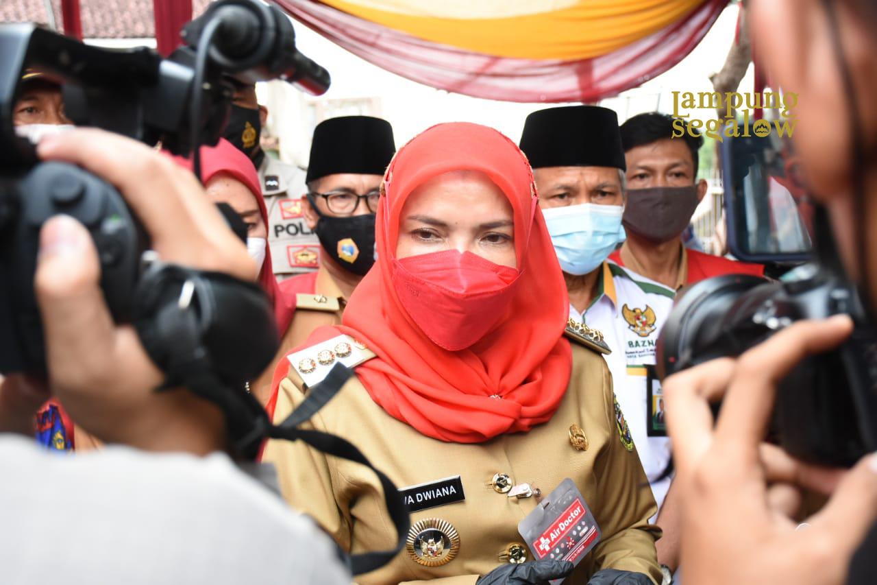 Walikota Eva Dwiana Himbau Masyarakat Lakukan Sholat Idul Fitri di Rumah