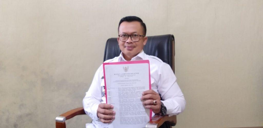 Cegah Korupsi, Pemkab Lampung Selatan Keluarkan Perbup Penanganan Benturan Kepentingan
