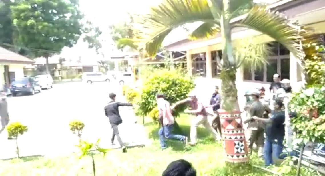 AJI: Usut Tuntas Initimidasi Terhadap Jurnalis Metro TV Lampung Yehezkiel