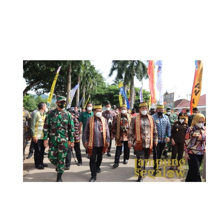 Desa Smart Village Di Lampung Timur Masuk Nominasi 10 Desa Terbaik Keterbukaan Informasi Publik Tingkat Nasional