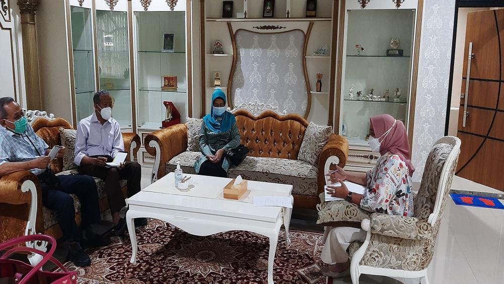 PKK Provinsi Lampung Bersama IDAI dan BKKBN akan Turun Beri Edukasi Masyarakat Cegah Stunting