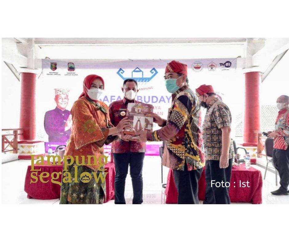 Akademi Lampung Gelar Safari Budaya Perdana