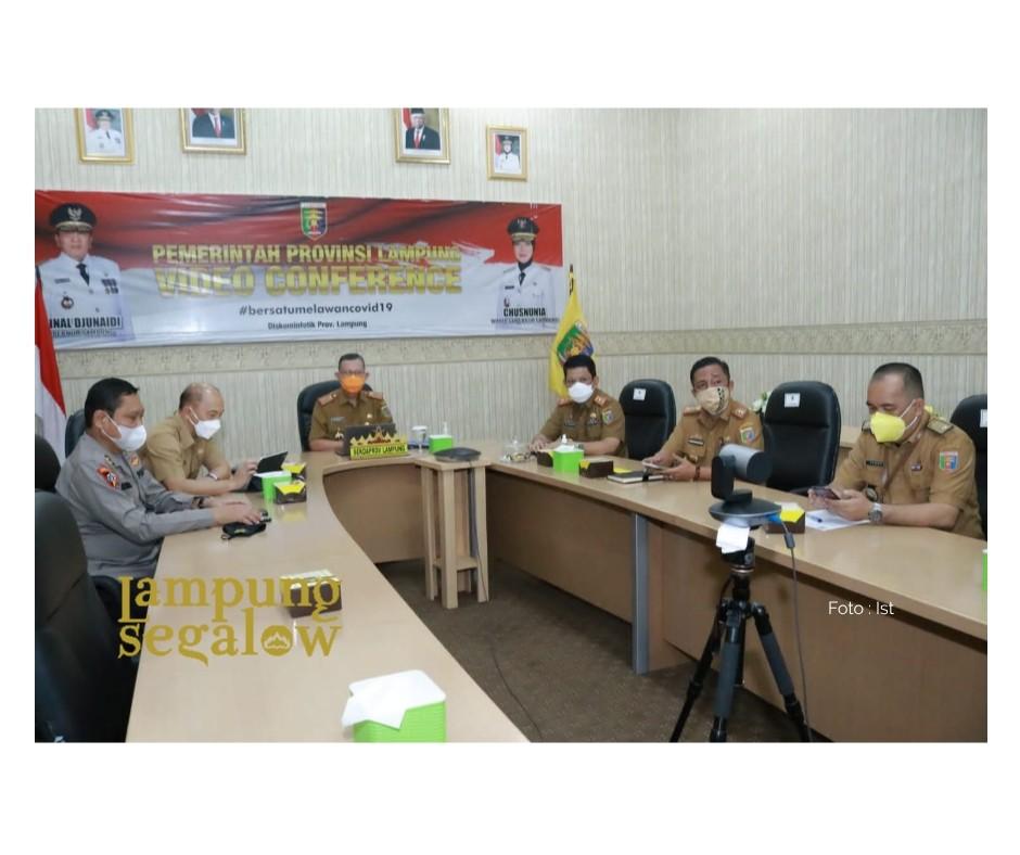 Sekdaprov Lampung Jadi Narasumber KKDN