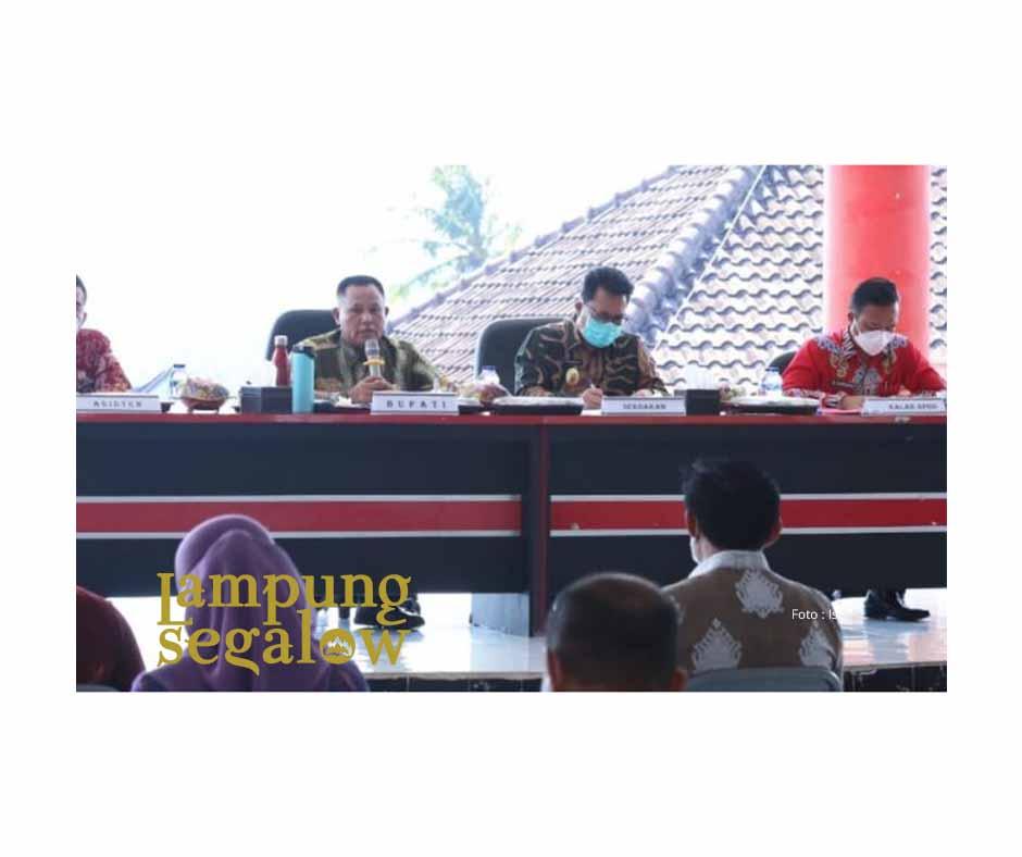 Pasca PPKM Turun Level 3 Lampung Selatan