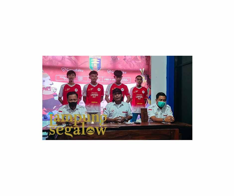 Feroz E-Sports Optimis Sabet Emas