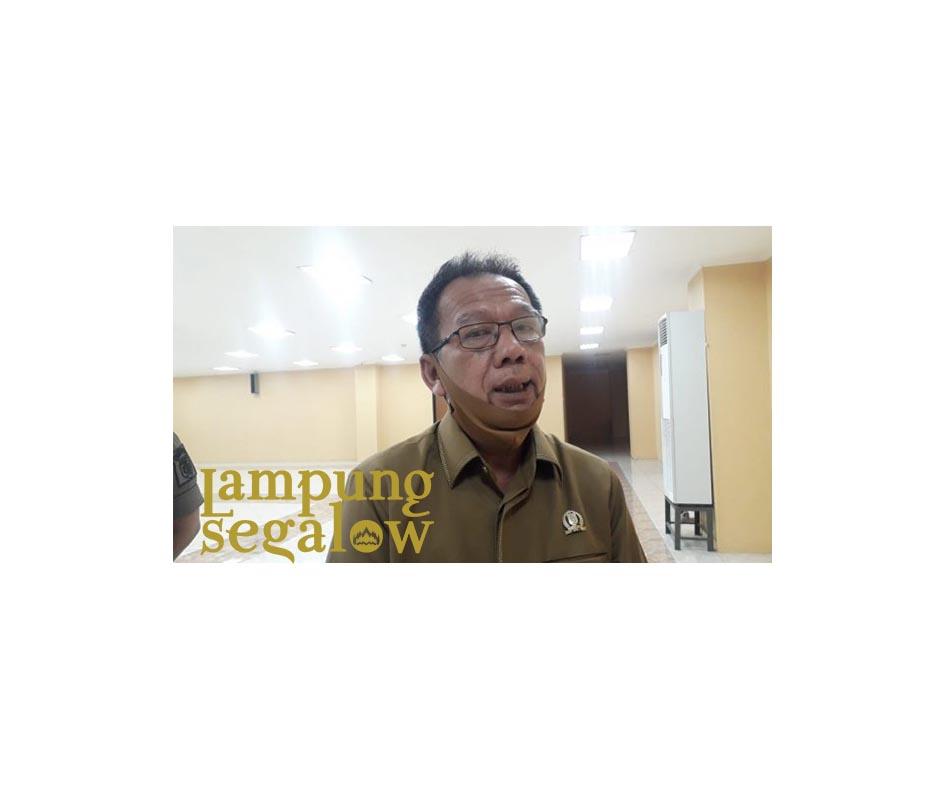 Ketua DPRD Adukan Pencemaran Laut