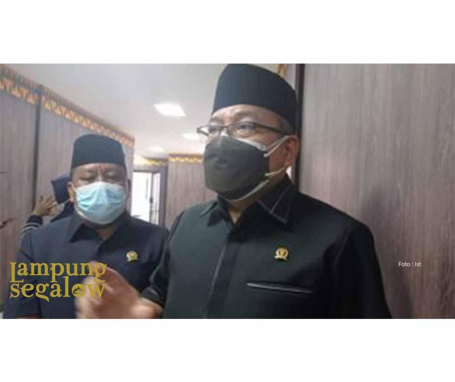 Anggota DPRD Lampung Minta Terduga Selingkuh Dipecat